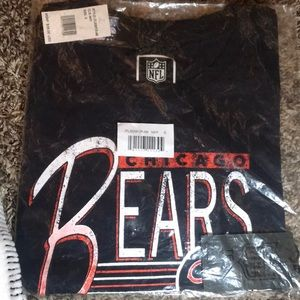 women's chicago bears nfl shirt